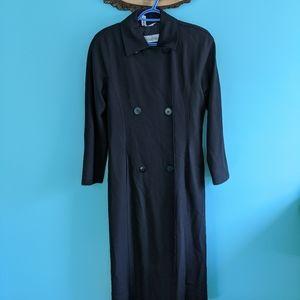 MaxMara wool duster size 6 in EUC